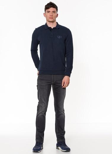 Lee Cooper Sweatshirt Petrol
